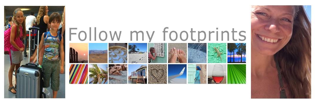 Familytravelblogger Followmyfootprints kinderen en ik