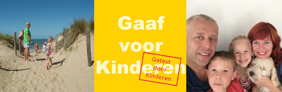 Gaaf voor kids